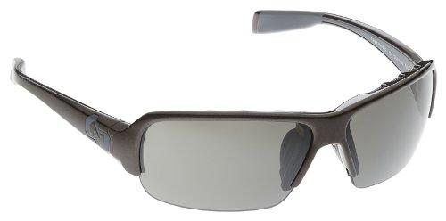 Native Itso Interchangeable Polarized Sunglasses (Silver Reflex, Gunmetal) by Native Eyewear
