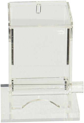 Winco ACTD-3 Acrylic Toothpick Dispenser
