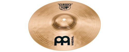Traditional Splash Cymbal (Meinl Cymbals C8S Classics 8-Inch Traditional Splash Cymbal (VIDEO))