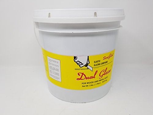 Sarco Dual Glaze Putty - 2 Gallons