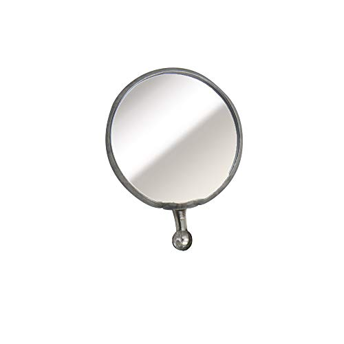 Ullman Devices E-2MHD Replacement Mirror Head for Circular Magnifying Inspection Mirror, Round, 1-1/4
