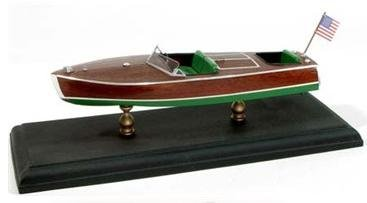 Dumas Boats Chris Craft 1949 Racer Kit by Dumas