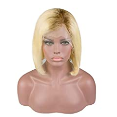 Items per Package:1 Piece Only Human Hair Type:Brazilian Hair Made Method:Half Machine Made & Half Hand Tied Material:Human Hair Suitable Dying Colors:All Colors Item Type:Wig Base Material:Swiss Lace Wigs Length:Short Texture:Straight La...