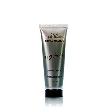 Amazon.com: MD Forte Piel Rejuvenecimiento hydra-masque 4 oz ...