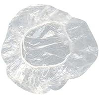 Sungpunet Disposable Plastic Shower Caps - Case of 100