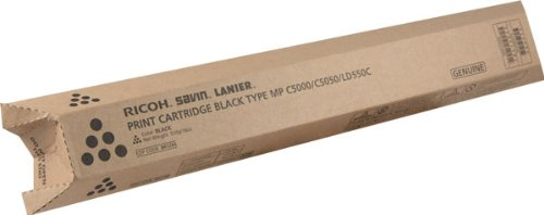 Ricoh MP C5000 Black Toner 23000 Yield - Genuine Orginal OEM (Genuine Ricoh Black Toner)