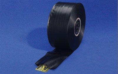 - Black Electrostatic Conductive Poly Tubing 8 x 4 mil 750'/RL