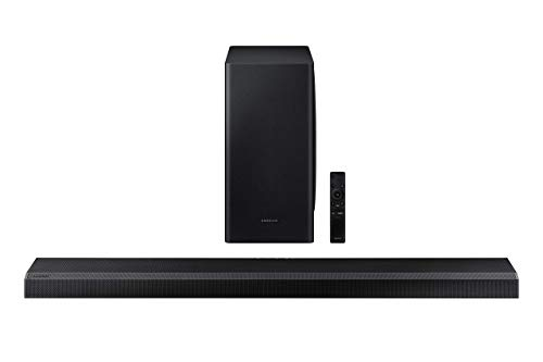 "Samsung QN55Q900RB 55"" 8K Ultra High Definition Smart QLED TV with a Samsung HW-Q800T 3.1.2 Ch Dolby Atmos Soundbar and Wireless Subwoofer"