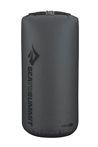Sea to Summit Ultra-Sil Dry Sack, Grey, 35 Liter (Sea To Summit 35 Liter Dry Sack)