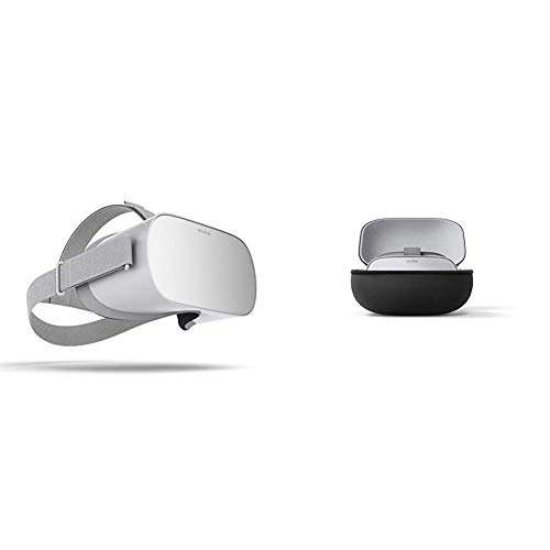 Oculus Go Standalone Virtual Reality Headset  - 32GB &  GO Carrying Case