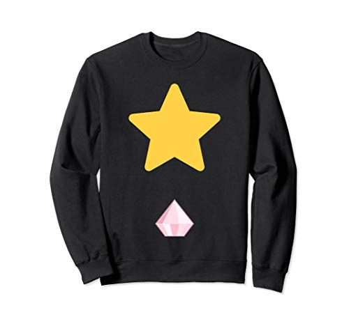Star Cosplay Costume: Halloween Universe Pink Gem Sweatshirt for $<!--$34.99-->