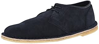 CLARKS Men's Jink, Navy Suede, 8 D - Medium (B00INC2Z3W) | Amazon price tracker / tracking, Amazon price history charts, Amazon price watches, Amazon price drop alerts