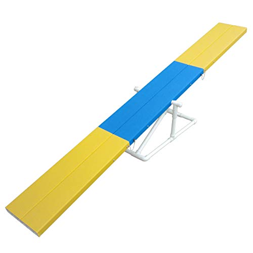 (Affordable Agility Mini Travel Teeter (Dog Agility Seesaw))