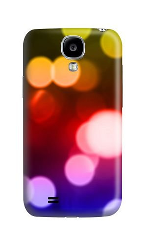 Phone Case Custom Samsung Galaxy S4 I9500 Phone Case Soft Bubbles Polycarbonate Hard Case for Samsung Galaxy S4 I9500 Case