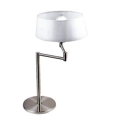 LUX de lámpara LED Lámpara de mesa biela Noche Lámpara de mesa ...