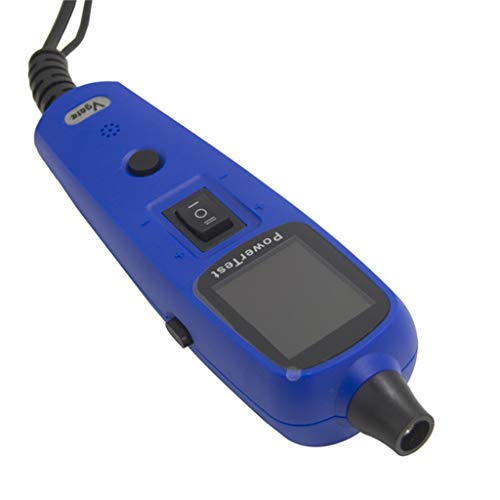 Jonerytime❤️Vgate Power Test PT150 Power Probe Car Electric Circuit Tester Auto Diagnostic White by Jonerytime_ Home & Garden (Image #7)