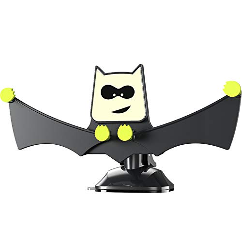 Telephone Ft Phone - MAMaiuh Universal Car Bat's Feet Phone Holder Mobile Phone Bracket Car Dashboard Air Vent Stand Holder Mount Car Accessories for Android and iPhone (Black)