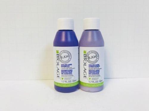 Matrix Biolage RAW Color Care Shampoo and Conditioner Duo 1.