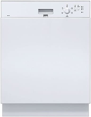 Zanussi ZDI121W lavavajilla Bajo encimera 12 cubiertos A ...