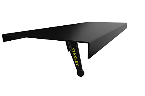 - Stanley ATS-112 TV Top Shelf-Medium Size, 12-Inch Width