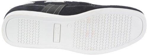 XTI XTI Sneaker XTI25008 SP12 - Zapatillas de ante para hombre Azul (Blau (navy X5))