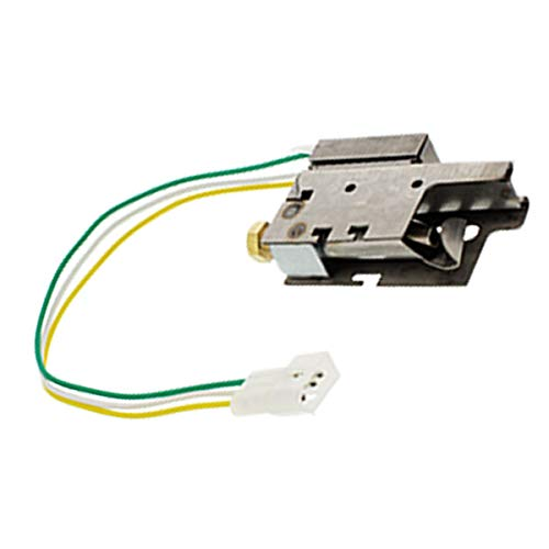 Repairwares Gas Furnace Pilot Burner Assembly LH680005 740A with 3 Wire SPDT Safety Ignition Switch for Bryant, Carrier, Payne, and Other Top ()