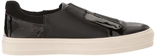 Patent Black West Nine Fashion Sneaker Obasi Multi Women's qAHfT