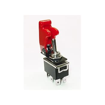 Amazon Com Dpdt Toggle Switch Rated 20 Amps 125 Vac