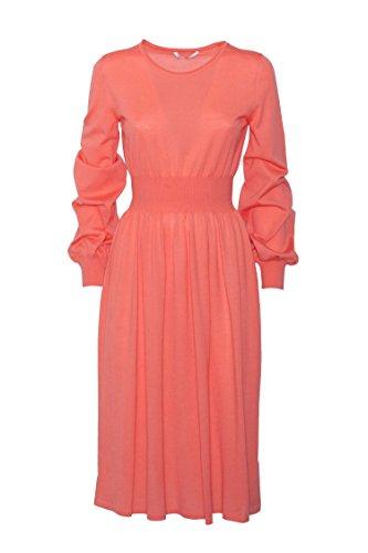 agnona-womens-amm95ar011r37-red-cotton-dress