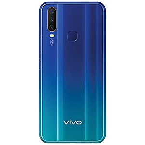 Vivo Y12 (Aqua Blue, 3GB RAM, 64GB Storage) with No Cost EMI/Additional Exchange Offers