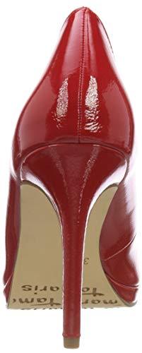 22455 21 520 Chili Rot Damen Patent Pumps Tamaris q158wE
