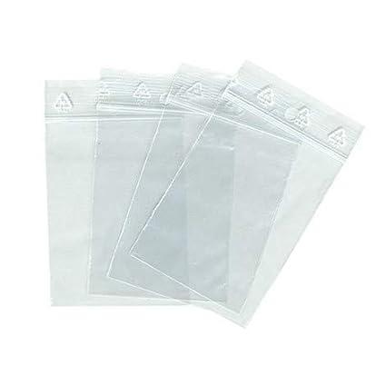 20 bolsa zip 350 x 450 mm bolsas con cremallera de cierre 35 X 45 cm cierre a presión estándar ECE alimentairet compatible congelación