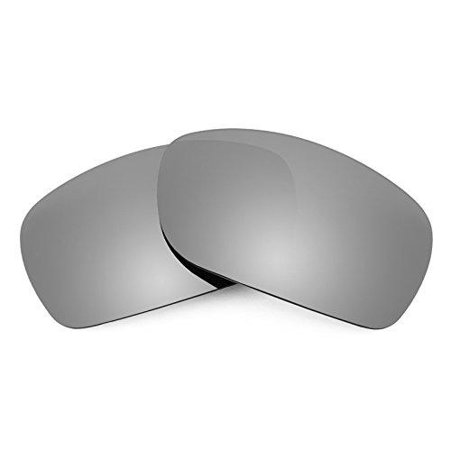 Verres de rechange pour Smith Super Method — Plusieurs options Titanium MirrorShield® - Polarisés