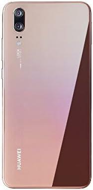 Huawei P20 128GB Dual-SIM (GSM Only, No CDMA) Factory Unlocked 4G/LTE Smartphone (Pink Gold) - International Version