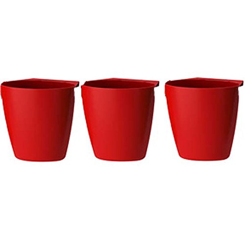 ikea-10271091-bygel-container-red-set-of-3
