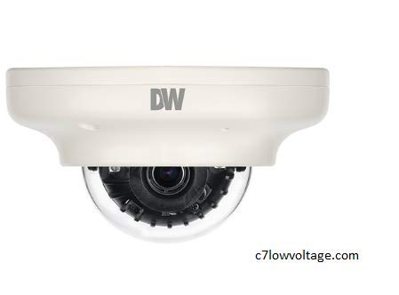 Digital Watchdog DWC-MV72WI28A 2.1MP Outdoor Network Dome Camera with Night Vision, 2.8mm Fixed Lens, Weatherproof - Digital Dome Watchdog Camera