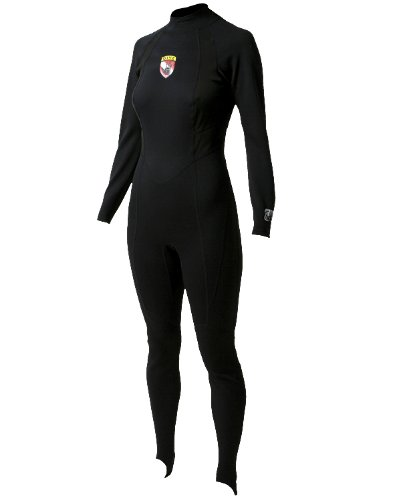 Body Glove womens Insotherm Flatlock Fullsuit, 11/12 by Body Glove
