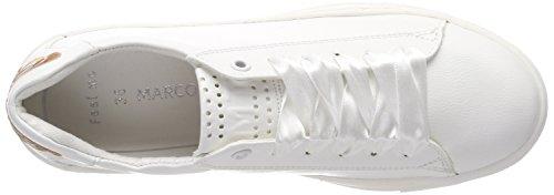 Sneakers Basses Tozzi Marco Femme 23741 White Comb Blanc ZEgqqPHxw1