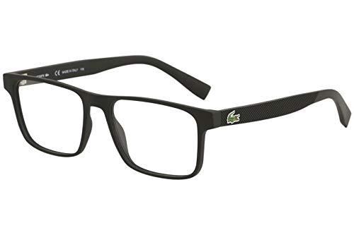 - Eyeglasses LACOSTE L 2817 004 MATTE BLACK