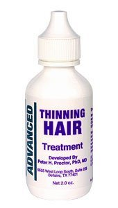 Dr. Proctor's Advanced Thinning Hair Treatment 3 pack