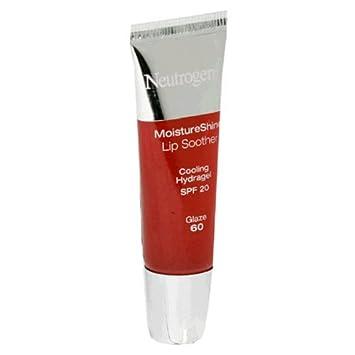 Amazon.com: Neutrogena moistureshine Chupete de labios, SPF ...