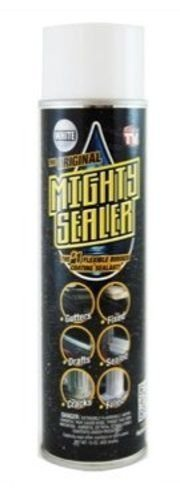 The Original Mighty Sealer Flexible Rubber Coating Sealant-White