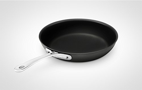 Aluminum Clad Cookware Anodized All Set (All-Clad B3 Hard Anodized Nonstick 10-Inch Fry Pan)