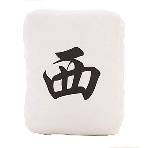 Sofa Bed Home Decor Pillow Cushion Original Mahjong Pillow, Western by Generic