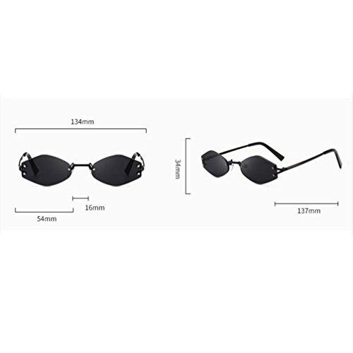Gafas Sol Ojo C Mujer de para Gato de D Hunpta Diseño de integradas RUdaqdw