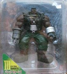 FINAL FANTASY VII Barret Wallace Extra Knights series