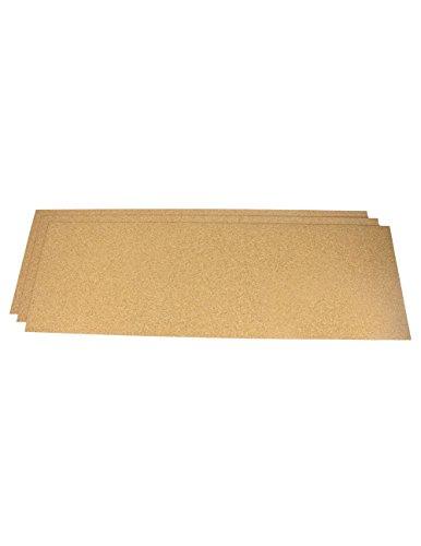 Cork Shelf Liners Plain 24