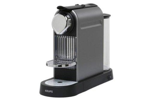 Nespresso CitiZ Titan Krups - Cafetera monodosis (19 bares ...