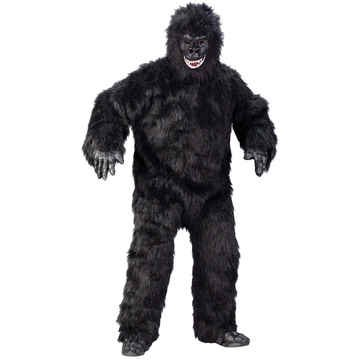 Costumes For All Occasions FW5408 Basic Gorilla Adult