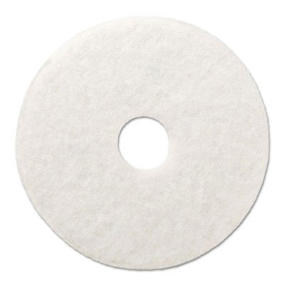 Boardwalk 4013WHI Standard 13-Inch Diameter Polishing Floor Pads ()